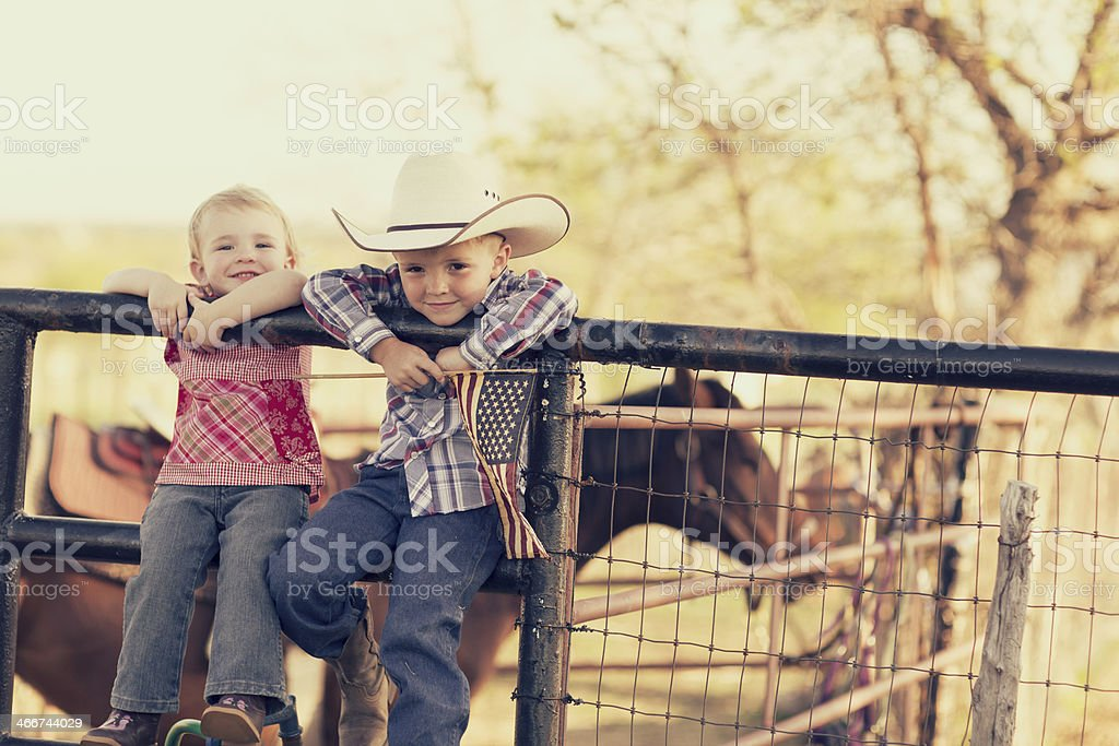 Love of Country stock photo