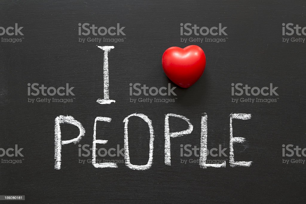 love people royalty-free stock photo