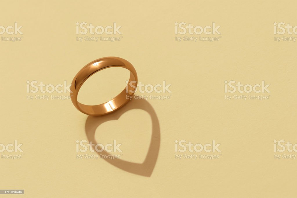 Love (off center with room for copy!) stock photo
