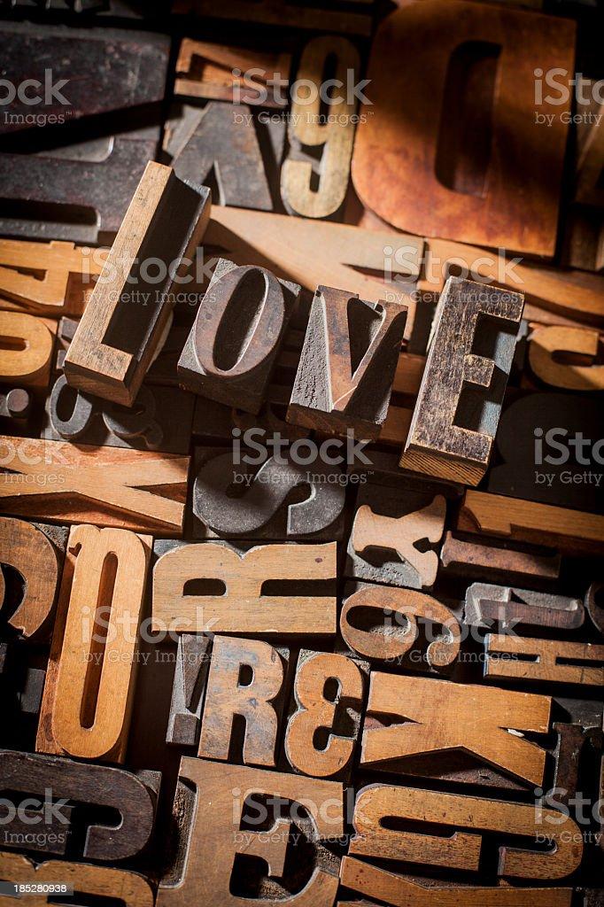 Love royalty-free stock photo