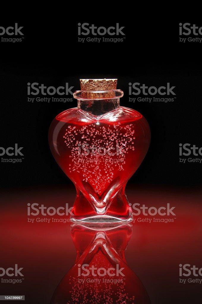 Love Potion #9 stock photo