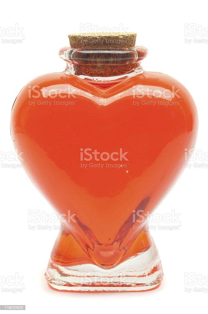 Love Potion royalty-free stock photo