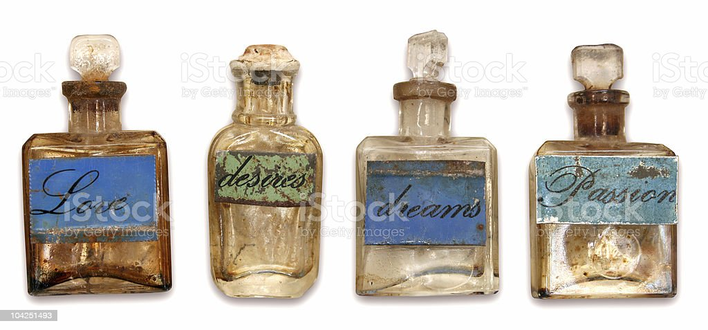Love Potions royalty-free stock photo