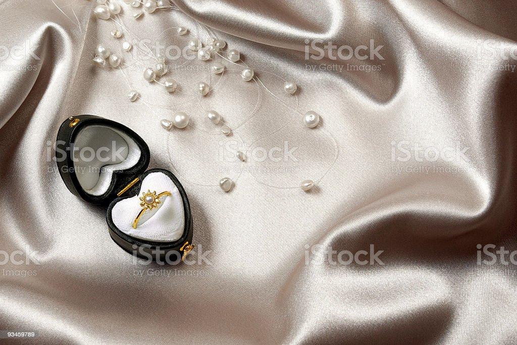 Love Ring royalty-free stock photo