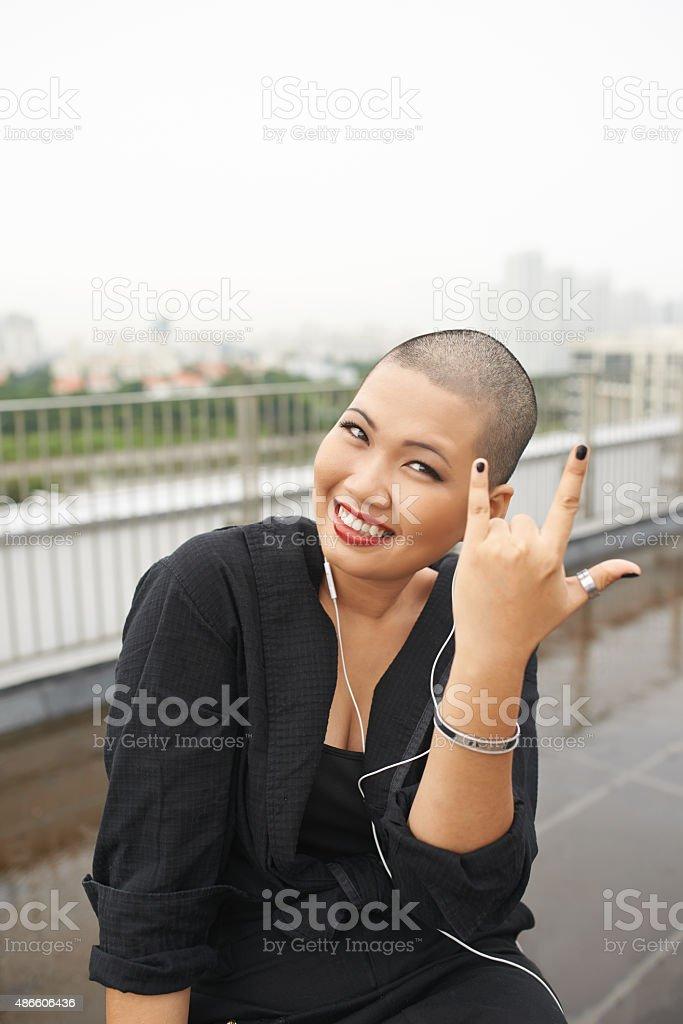 I love rock stock photo