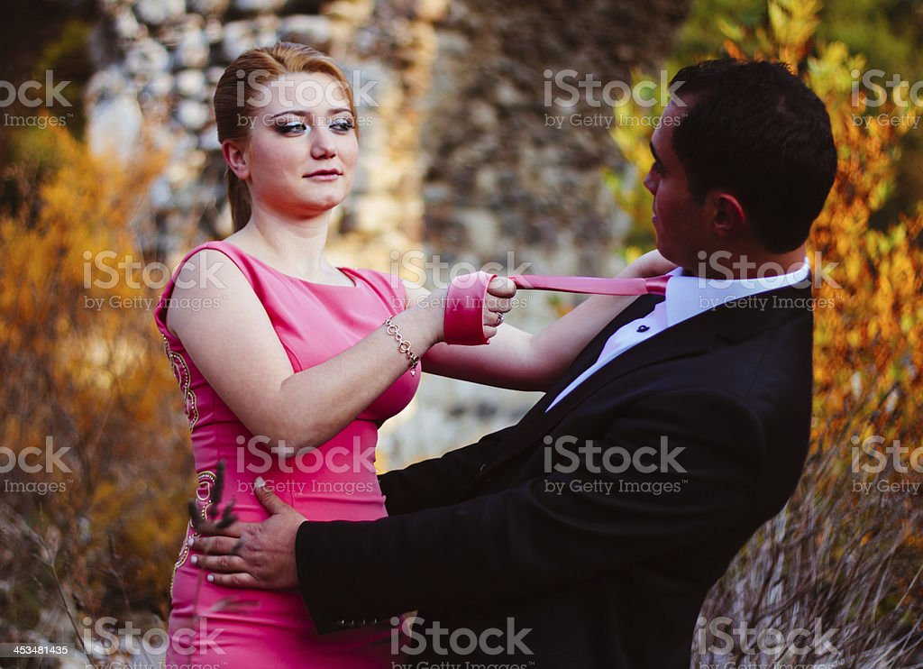 Love slave royalty-free stock photo