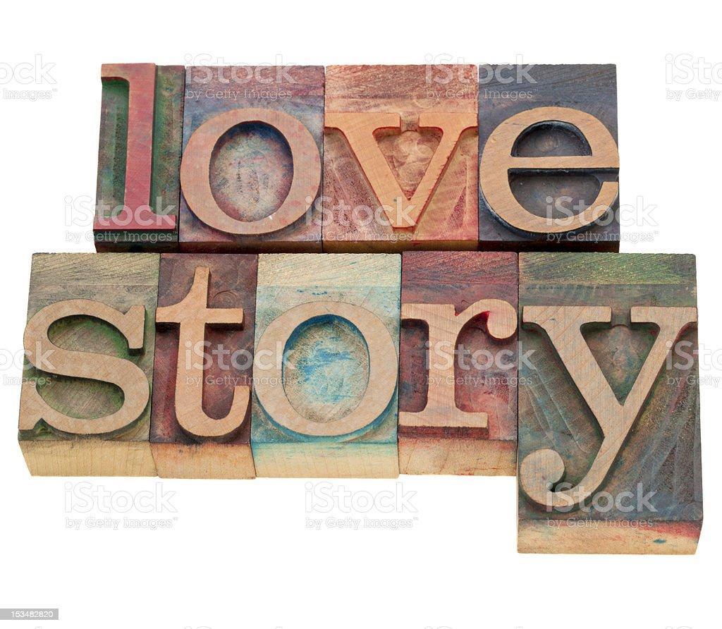love story royalty-free stock photo