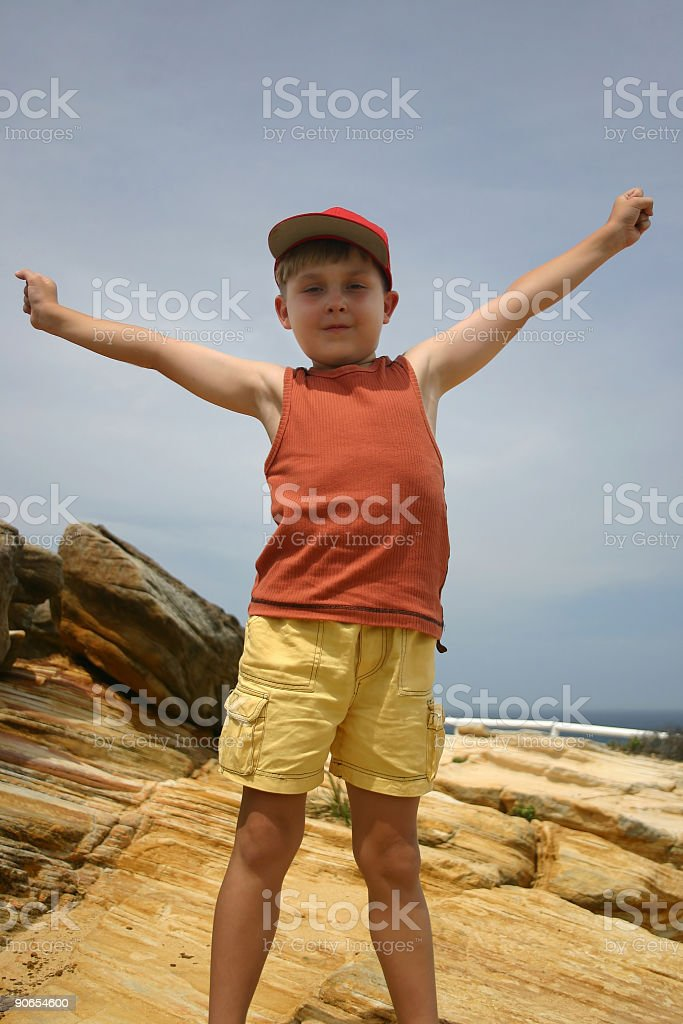 Love summertime stock photo