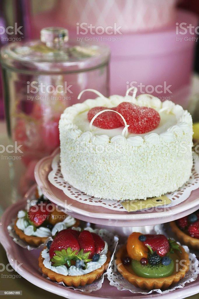 love tart royalty-free stock photo