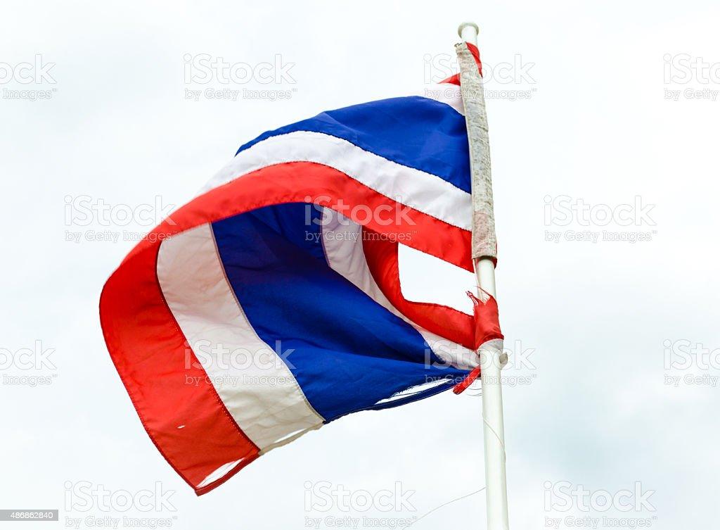 I love thailand stock photo