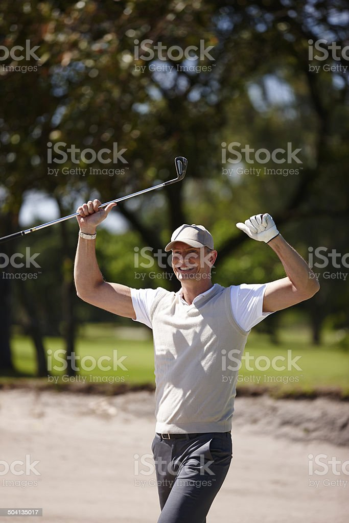 I love this game! stock photo