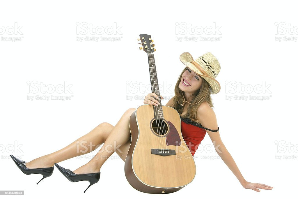 Love to music royalty-free stock photo