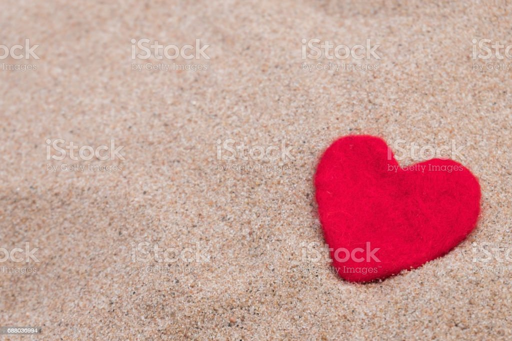 Love to rest in summer stock photo