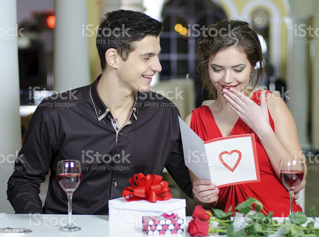 love. Valentines Day stock photo