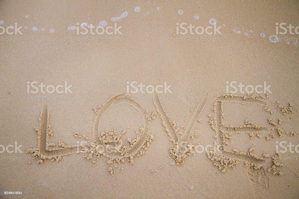 love words stock photo