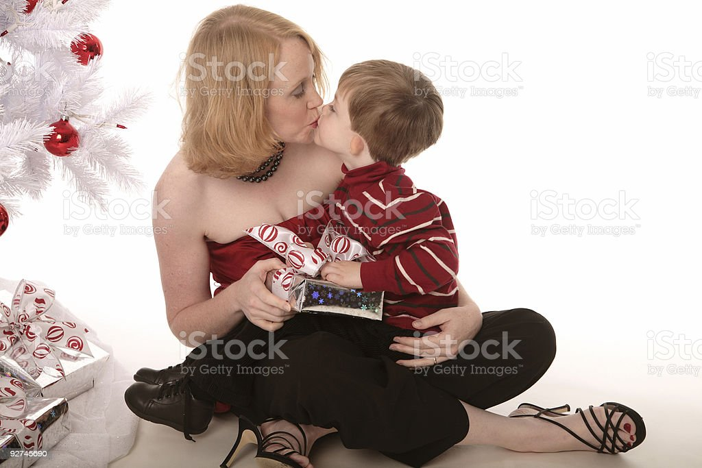 Love you, Mommy. royalty-free stock photo