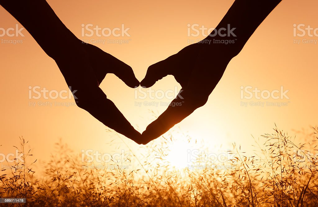 I love you! stock photo