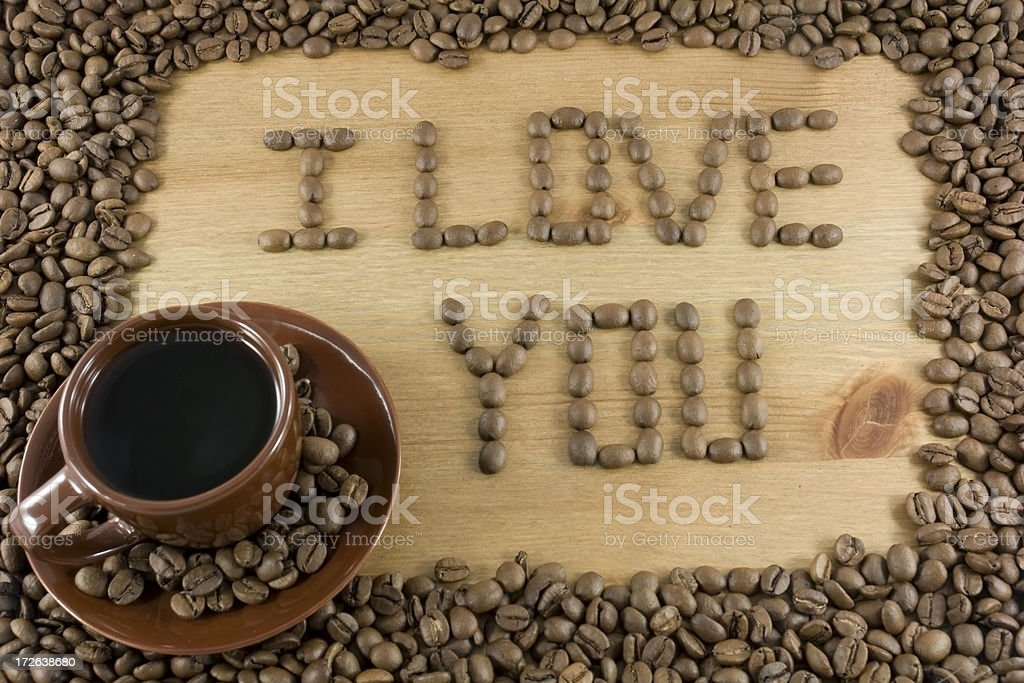 I Love You-2 royalty-free stock photo