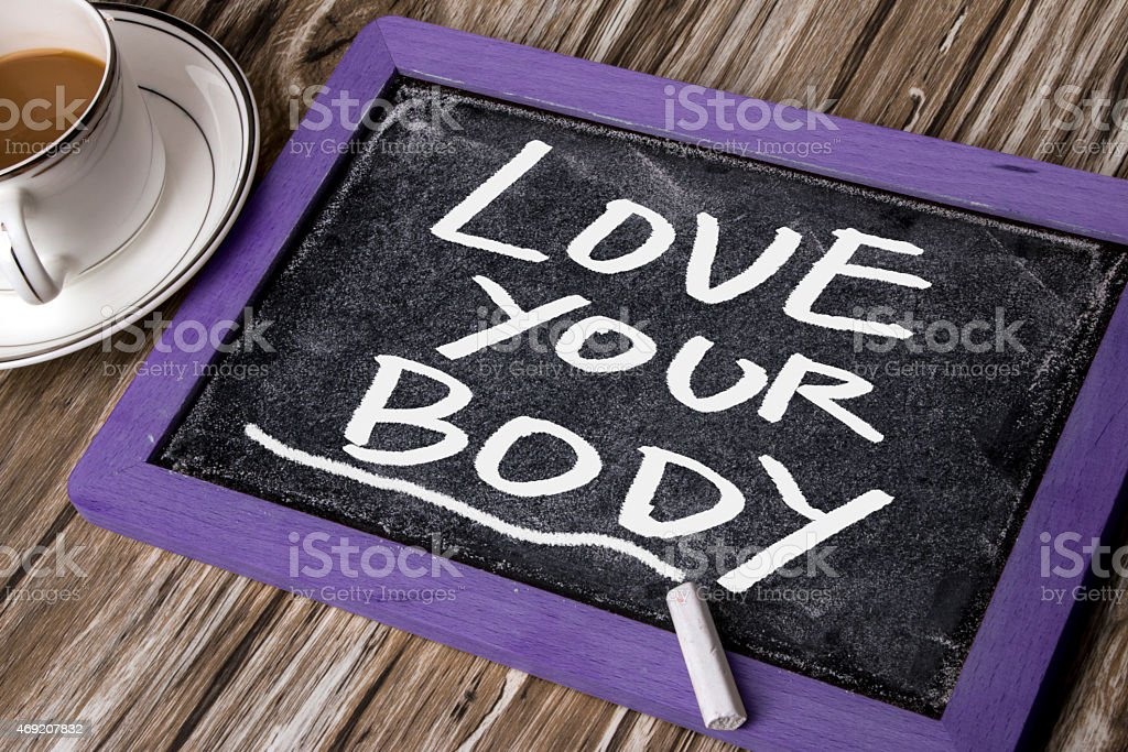 love your body stock photo