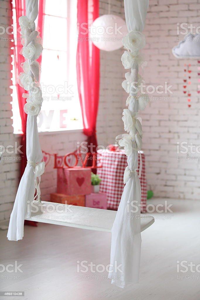 Love-Dekoration Lizenzfreies stock-foto