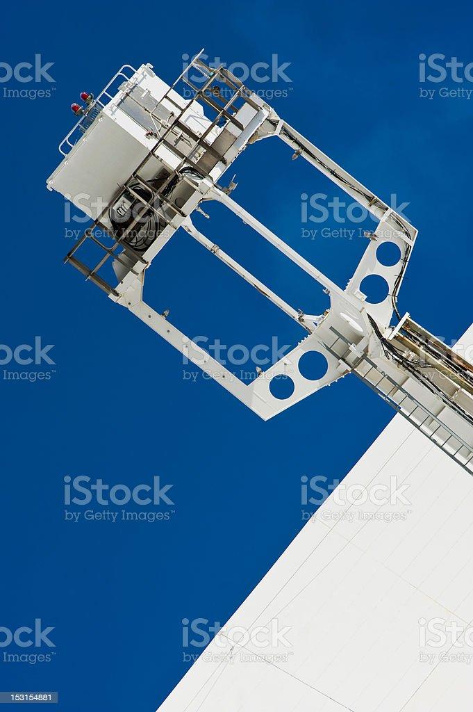 Lovell Telescope, Jodrell Bank stock photo