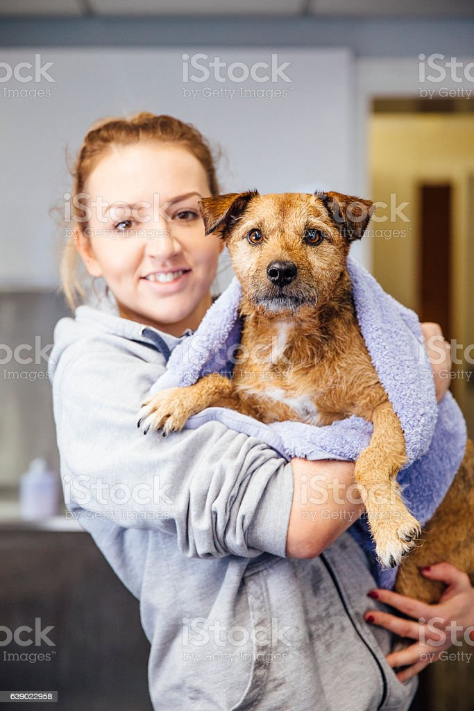 Lovely and Clean stock photo