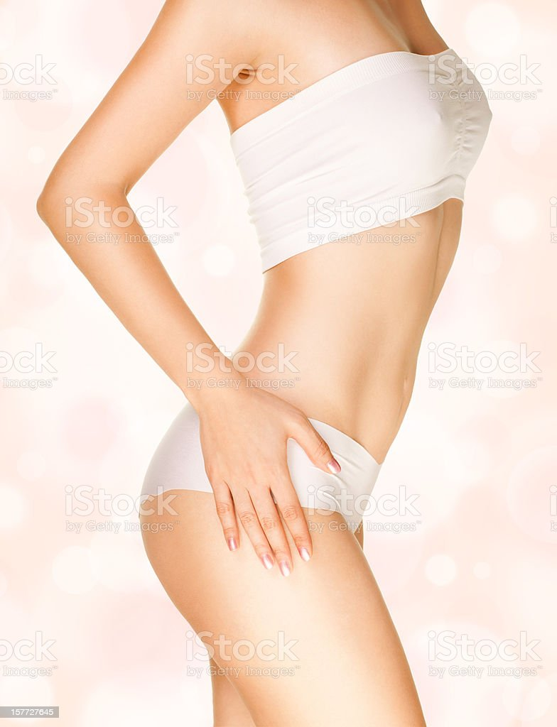 Lovely Body royalty-free stock photo