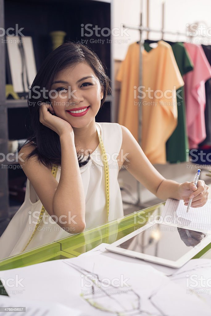 Lovely designer stock photo