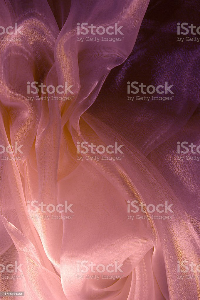 Lovely Flowing Abstract Background royalty-free stock photo