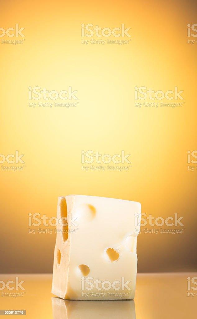 Lovely milk product from Switzerland stock photo