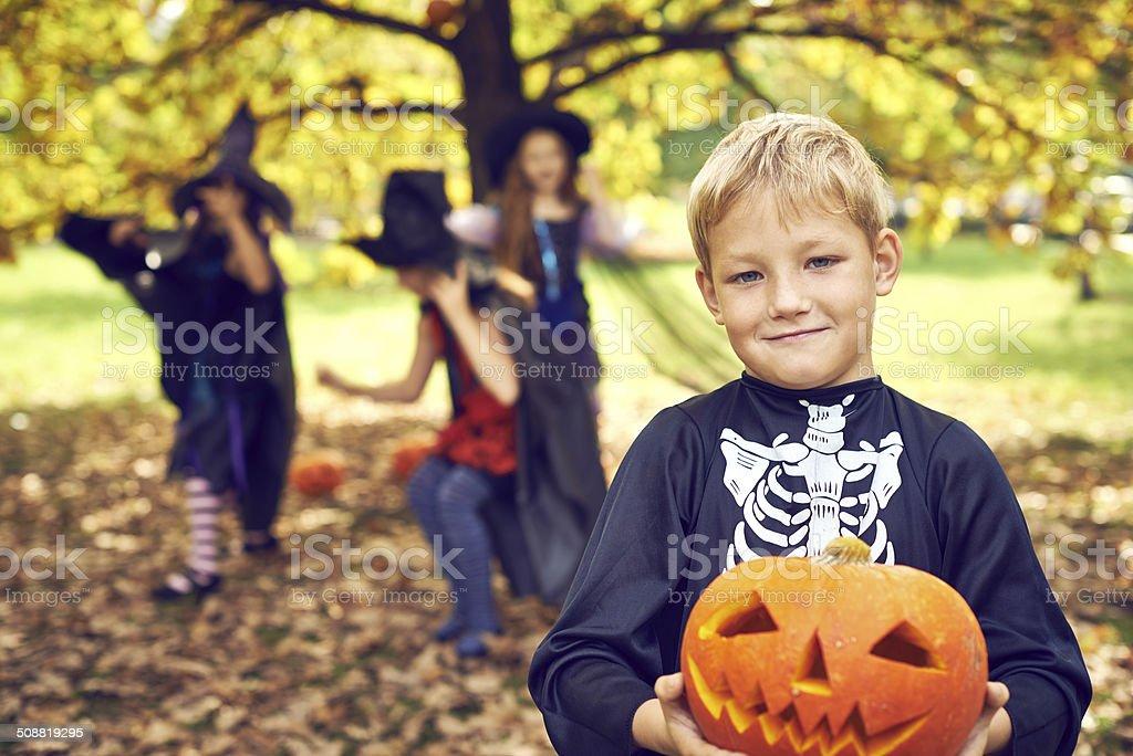 Lovely skeleton stock photo