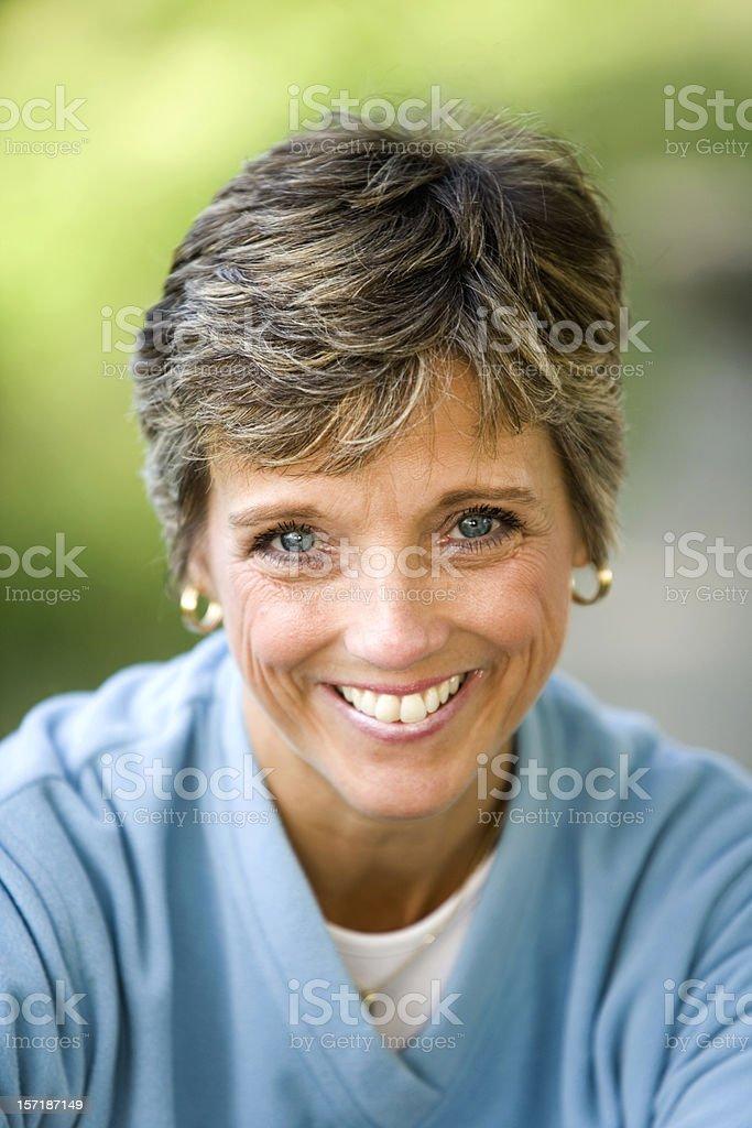 Lovely Smile royalty-free stock photo