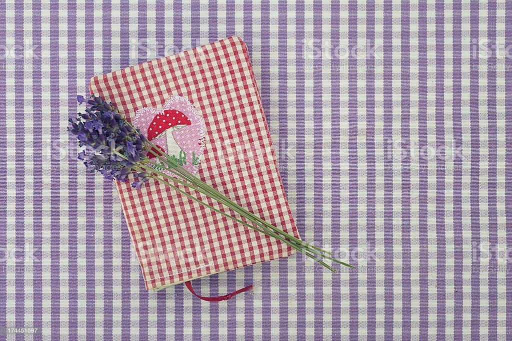 lovely vinage things royalty-free stock photo