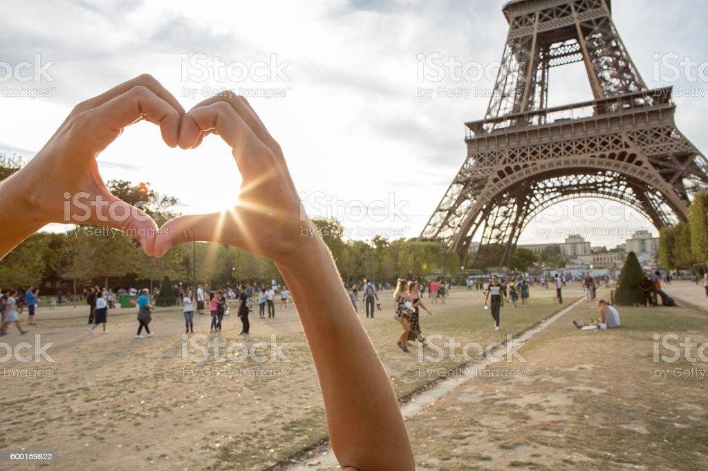 Love-Paris-Heart – Foto