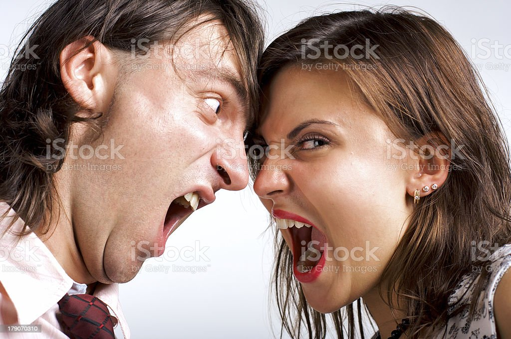 loving divorce close-up royalty-free stock photo
