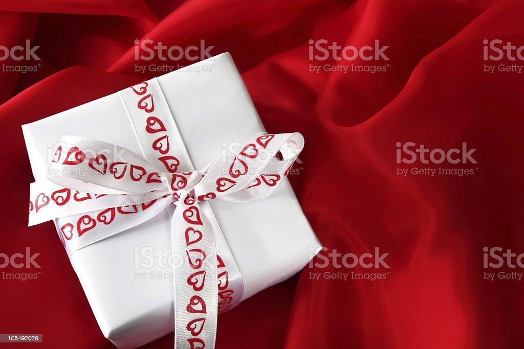 Loving Gift royalty-free stock photo