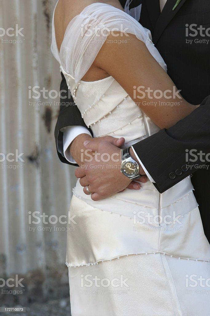 Loving Hug stock photo