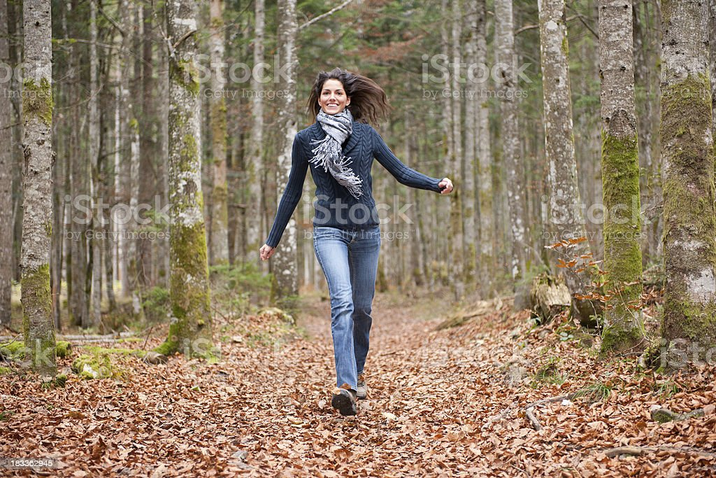 Loving Life - Autumn Colors (XXXL) royalty-free stock photo
