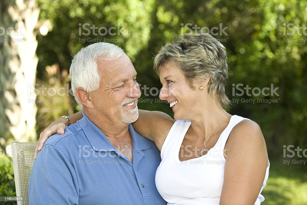 Loving Looks royalty-free stock photo