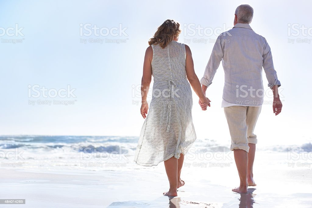 Loving the time we spend together royalty-free stock photo