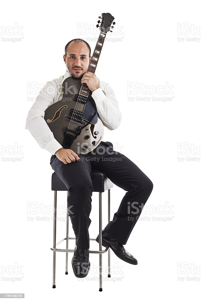 Loving this guitar stock photo