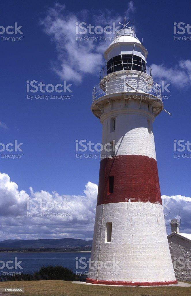 Low Head Lighthouse stock photo