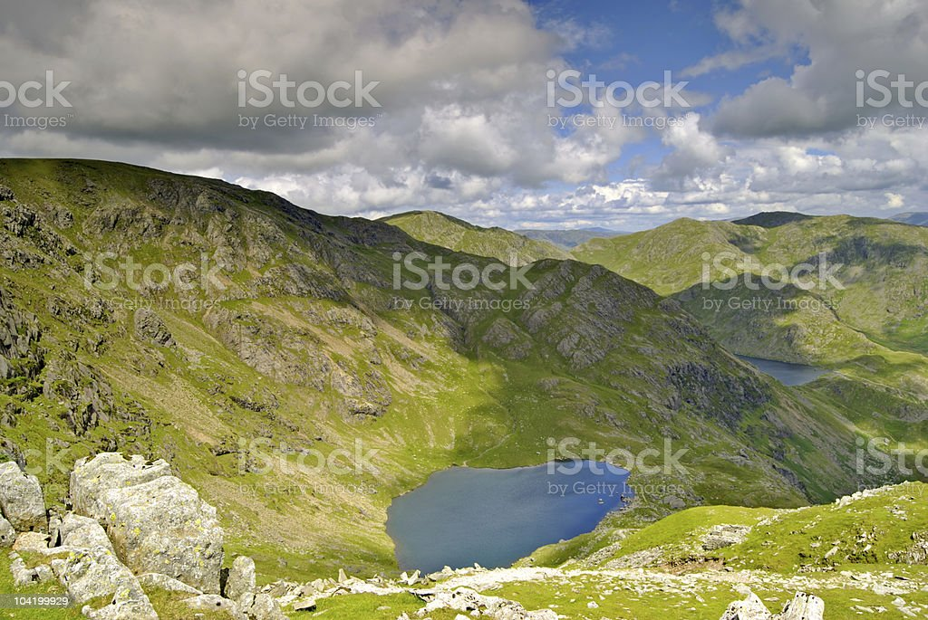 Low & Levers Water stock photo