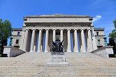 Low Memorial Library at Columbia University