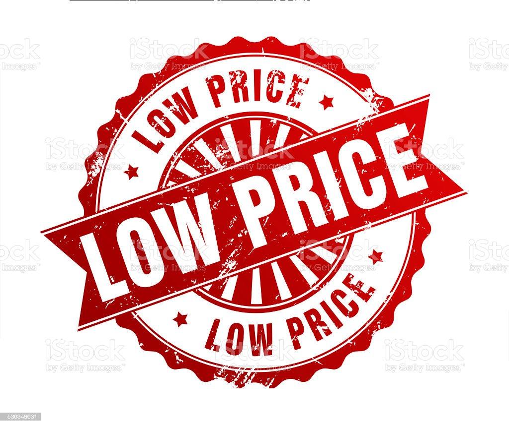 low price stock photo