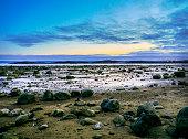 Low tide - Iqaluit
