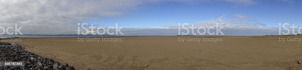 Low Tide royalty-free stock photo