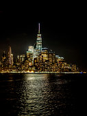 Lower Manhattan in New York City