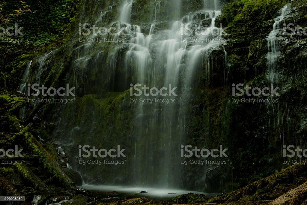 Lower Proxy Falls stock photo