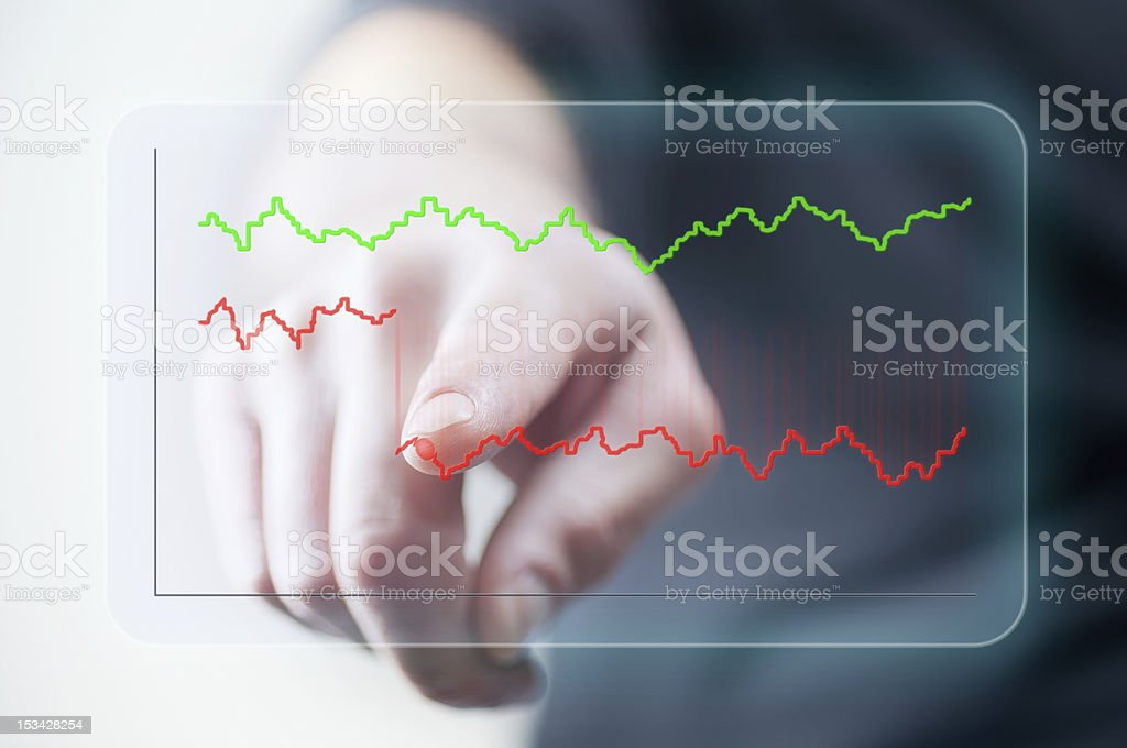 Lowering Costs stock photo